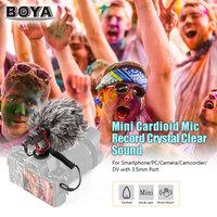 Nagyon népszerű az olcsó BOYA BY-MM1, ami a RODE mikrofonjával is felveszi a harcot!