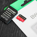 BlitzWolf BW-TF1128GB microSD memóriakártya teszt