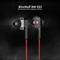 BlitzWolf BW-ES2 fülhallgató teszt