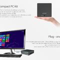 VORKE V2 Pro - Az apró erőgép Intel i7 processzorral