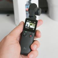 Fimi Palm teszt – 4K kamerás gimbal a zsebedben