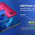 Naponta 20 darab, 6350mAh kapacitású Ulefone Power 6 készülékre él a legújabb kedvezmény!