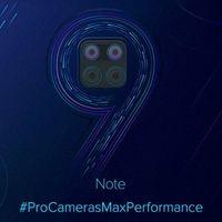 Ilyen lesz a Redmi Note 9 Pro?