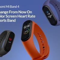 Itt van a legújabb, AMOLED kijelzős Xiaomi Mi Band 4
