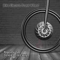 Sima kerékpárból elektromosat!