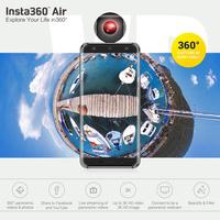 Insta360 Air - A lélegzetelállító nyaralós videók készítője