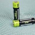 ZNTER teszt - Újratölthető ceruzaelem microUSB porttal