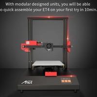 Anet ET4 3D nyomtató európai raktárból!
