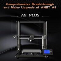 Újra áfa és vámmentesen vásárolható meg az Anet A8 Plus 3D nyomtató!