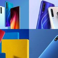Akciósak a Xiaomi belépőszintű és középkategóriás mobiltelefonjai