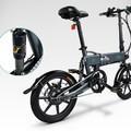 EU raktárból áfa és vámmentesen a FIIDO D2 elektromos kerékpár!