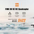 Xiaomi FIMI X8 SE drón és jó pár Xiaomi kütyü is akciós a Banggoodnál!