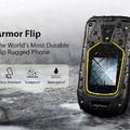 Strapabíró kagylótelefont mutatott be az Ulefone: Itt van az Ulefone Armor Flip Phone