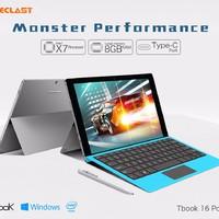 Teclast Tbook 16 Power táblagép bemutató