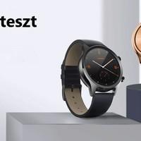 TicWatch C2 okosóra teszt - Élet Google Wear rendszerrel