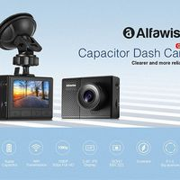 Alfawise G70 autós kamera, ami a gyártó szerint jobb, mint a sokak által kedvelt Xiaomi 70 Mai