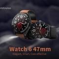 Az AMAZFIT GTR árának töredékéért kapható a külsejében nagyon hasonlító Alfawise Watch 6 okosóra