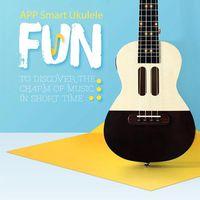 86$-ba kerül a Xiaomi hangszere, ami megtanít ukulelén játszani
