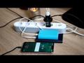 USB portos elosztó teszt - LDNIO Leader SE4432, minden egy helyen