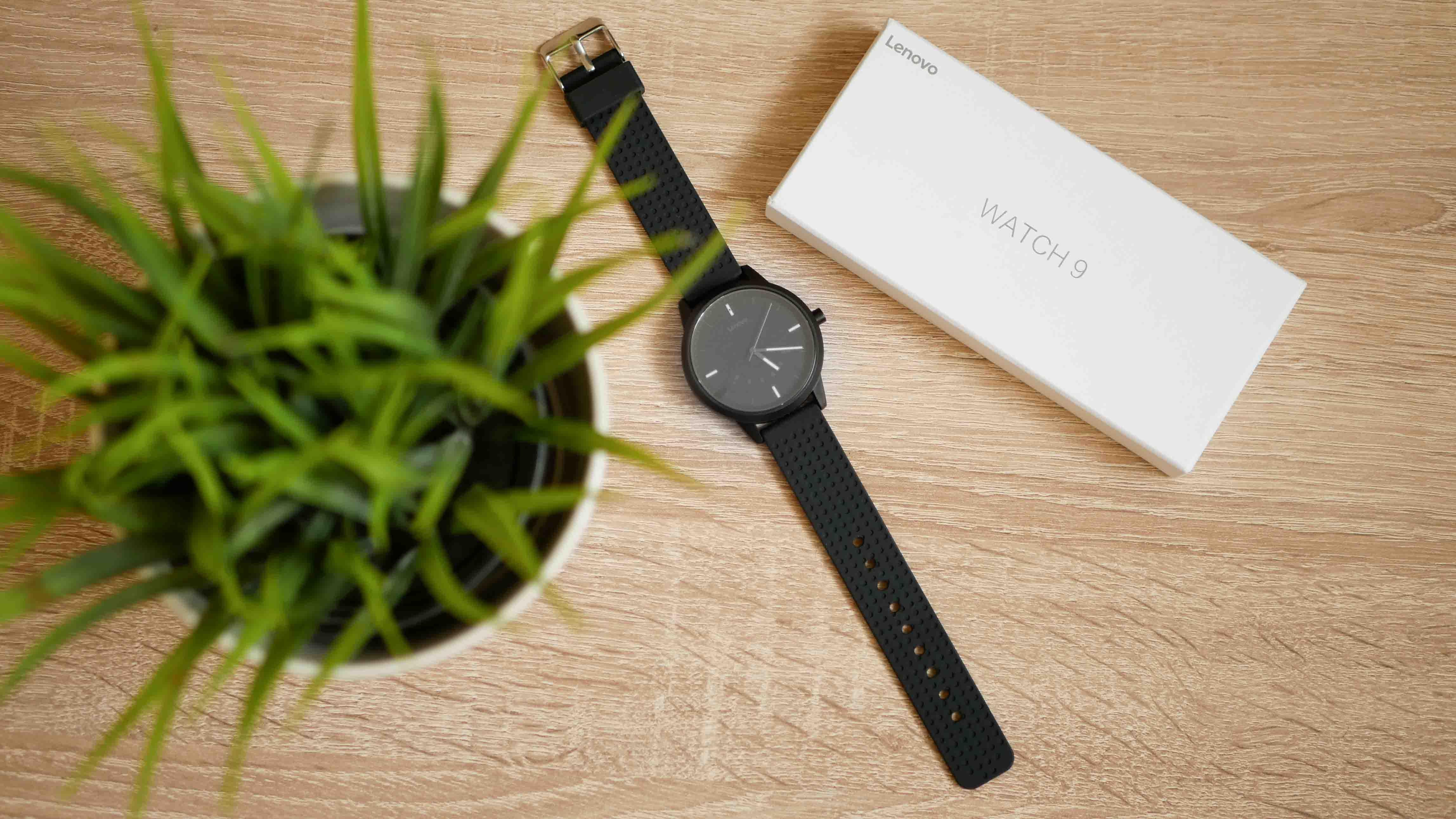 Lenovo Watch 9 teszt