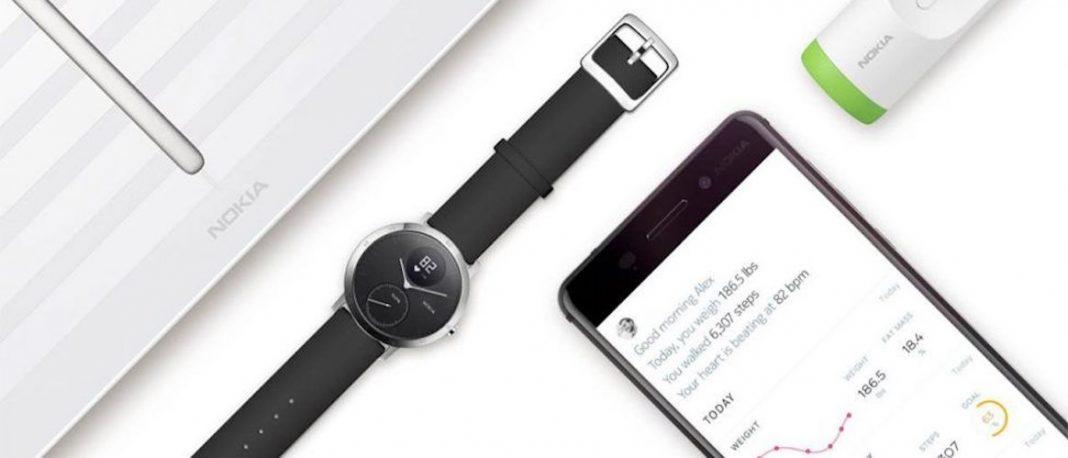 Nokia okos óra, mérleg és vérnyomásmérő - Nézd mit rendelsz