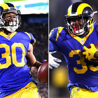 A Rams futói szétszedték a Cowboys védelmét