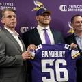 A Vikings Draftjának első napjáról