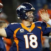 Peyton Manning korábbi csapata otthonában válhat a liga történetének legeredményesebb játékosává