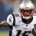 Josh Gordon visszatérése után a Patriots elküldte Dontrelle Inman-t