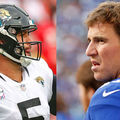 Blake Bortles marad a Jaguars kezdőirányítója, nem tradelnek Eli Manning-ért