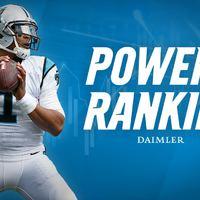 Panthers Power Rankings - 7. hét