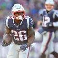 Jól halad a Patriots kezdőfutójának a felépülése