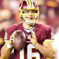 A Redskins sérültlistára tette Colt McCoy-t