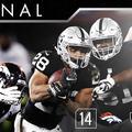 A Raiders győzelemmel búcsúzott a Black Hole-tól