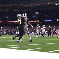 Hatalmas bírói hibával jutott Super Bowl-ba a Rams