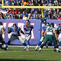 Regular season week 17: Eagles 35 Giants 30