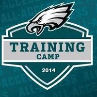 Eagles edzőtábor 2014 - Nose tackle