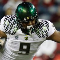 2015 NFL Draft Előretekintő – Oregoni Kiadás - Arik Armstead
