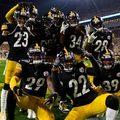 A sírból jött vissza a Steelers, playoff szereplők lehetnek idén