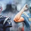 Tom Brady és Philip Rivers a playoff történetének legöregebb kezdő párosa lesz