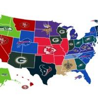 A Patriots-é a legnehezebb, a Ravens-é a legkönnyebb sorsolás