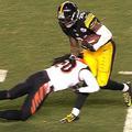 Bell játéka kérdéses így a Steelers szerződtette Ben Tate-et