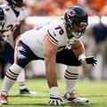 Kyle Long sérültlistára került, lehet többet nem lép pályára a Bears játékosaként