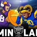 Rams - Vikings beharangozó