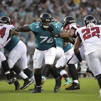 Az egész szezonra kidőlt a Jaguars kezdő vak oldali védője - RH