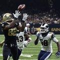 Saints megállította a Rams hengert