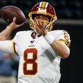 Case Keenum a Redskins kezdőirányítója