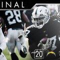 Csak a szokásos! Újabb mérkőzés újabb Raiders vereség!