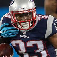 A Patriots kétéves hosszabbítást kötött a kezdő futójával