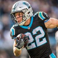 Christian McCaffrey a legjobb szezont produkálhatja a Panthers running back-ek között?